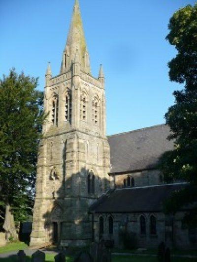 St Augustine of Canterbury, Alston