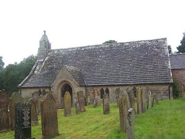 St Andrew, Aikton