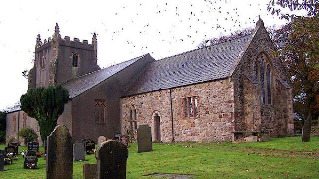 St Cuthbert, Aldingham