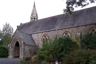 St Mary's Church, Allithwaite