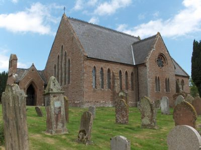 St Michael and All Angels, Ainstable